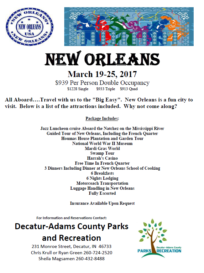 new orleans flyer front